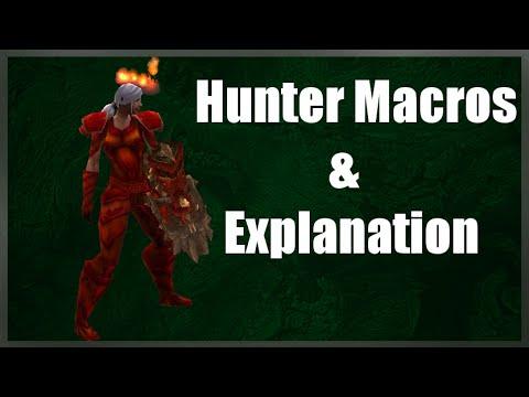 Hunt macros ff14