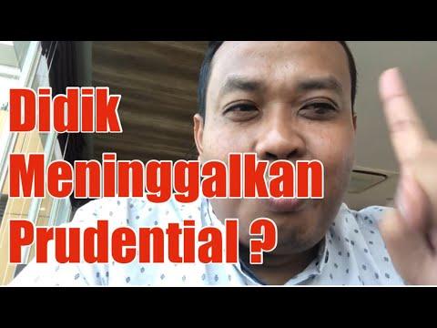 Didik Meninggalkan Prudential ?