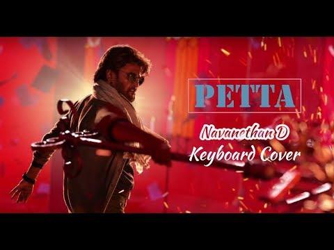 Marana Mass - PETTA | Navanethan D | Keyboard Cover