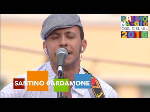 Santino Cardamone - La cantata di un povero fesso - PrimoMaggio2016