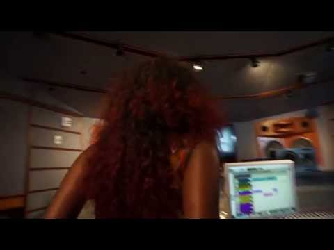 Jeremih ft J.Cole Planes Remix- Sade' Emoni  ( Vlog: Day In the Studio ) Watch in HD