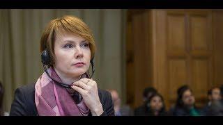 Слухання в суді ООН за позовом України проти Росії: виступ Олени Зеркаль
