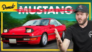 FORD PROBE - Ford's FAILED Mustang Replacement | Up To Speed