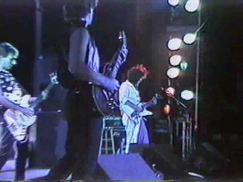 The Tubes White Punks On Dope Live 1983 Part 1