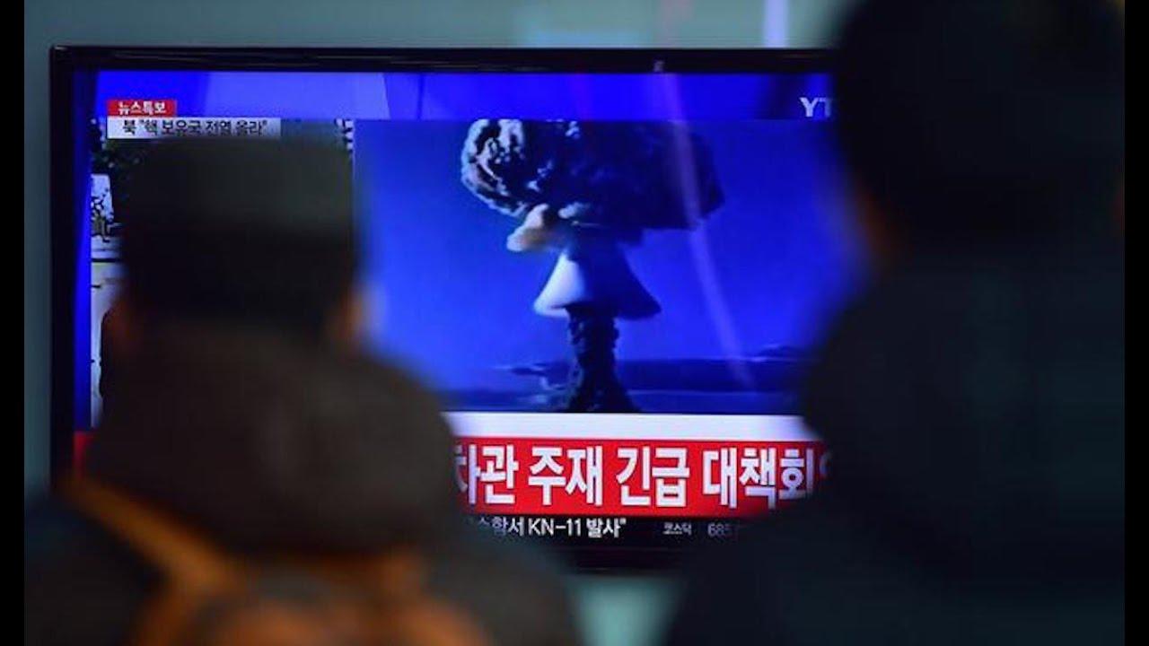 North Korea Claims It Has Hydrogen Bomb