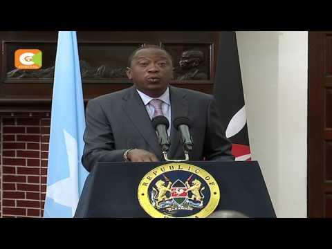 President Uhuru says plans in motion for commercial flights from Nairobi to Mogadishu