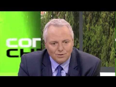 Emission Contrechamp sur TéléVesdre avec le Gouverneur de la province de Liège