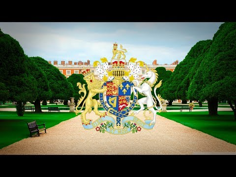 """Kingdom of Great Britain (1707–1801) Patriotic song """"See, the Conqu"""