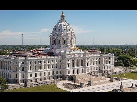 Minnesota State Capitol Restoration Grand Opening!