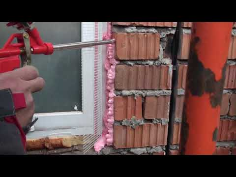 клей пена для фасада