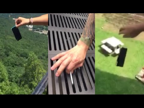 Extreme Phone Pinching Compilation + Fails (Will make you anxious!)
