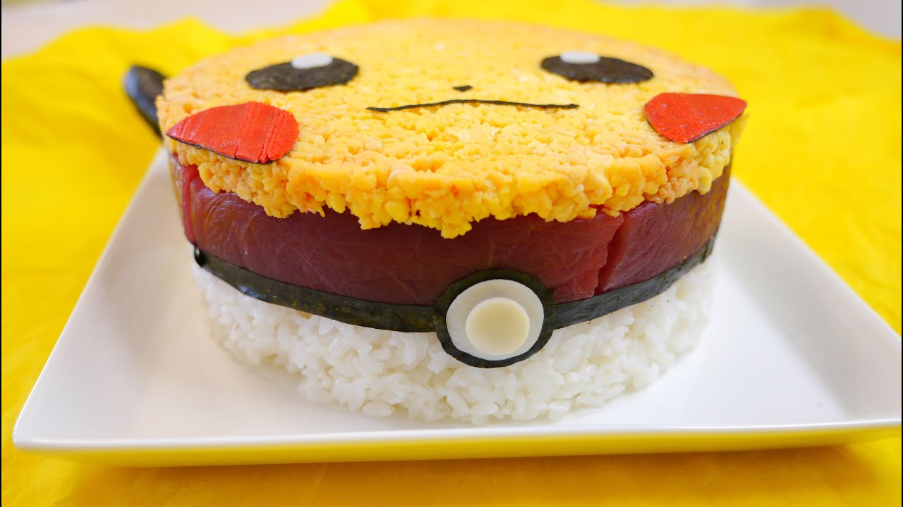 How To Make A Pikachu Cake