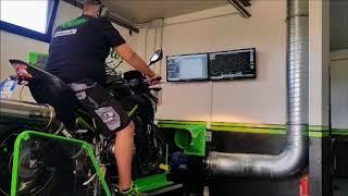 Elaborazione z900 2017 - E-Moto Garage