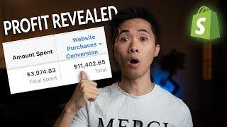 Baixar 🔥Motivation! 💵Profit Revealed! How Much Profit on 2.5K/Day?   Shopify Dropshipping Journey 2018