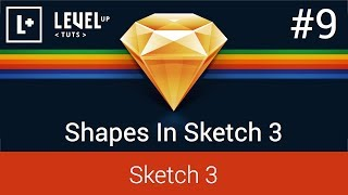 Sketch 3 Tutorials - #9 Shapes In Sketch 3