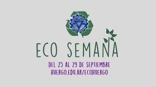 Eco Semana Huergo 2017