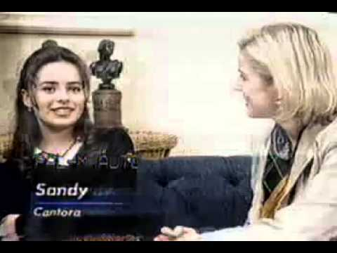 Sandy e Junior Programa Marcia Peltier Parte 01