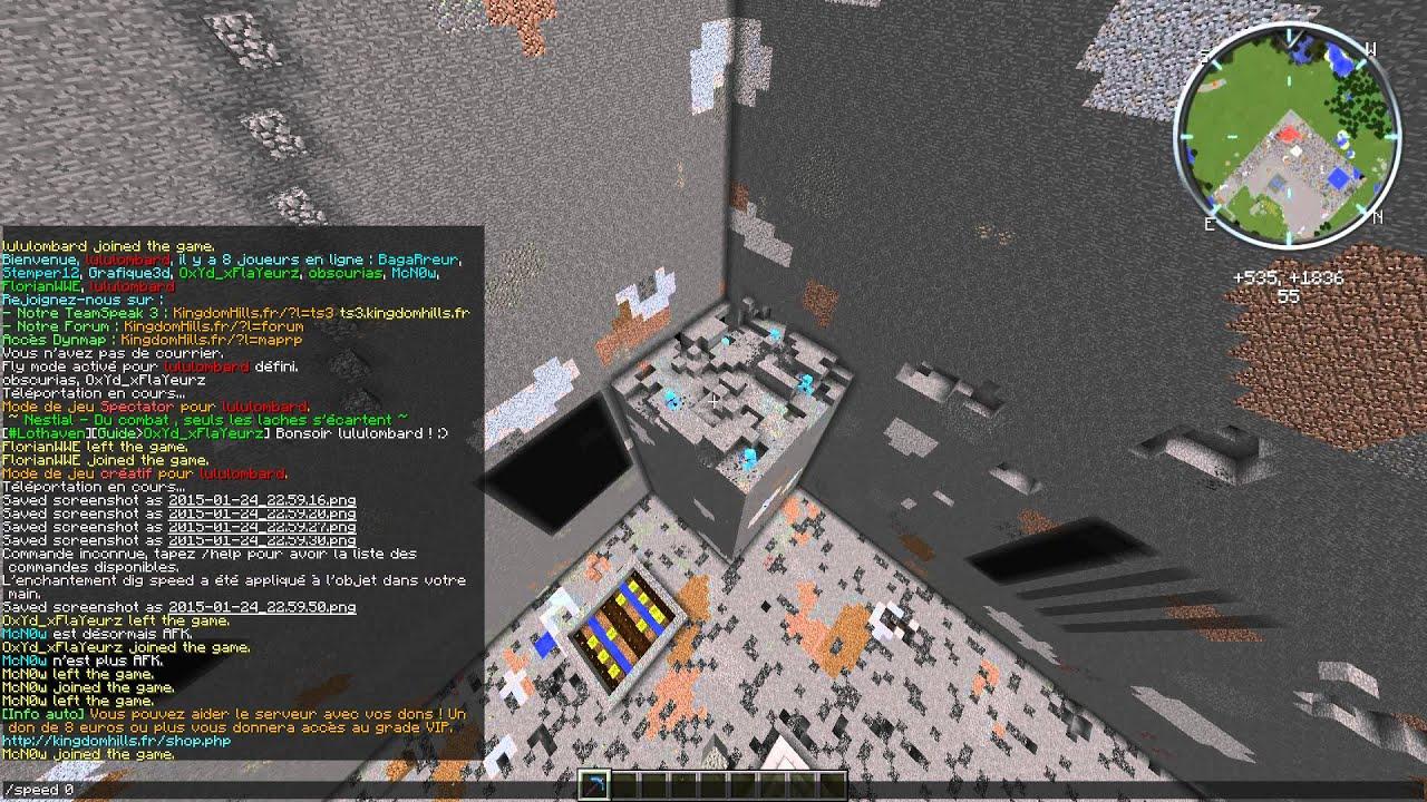 Minecraft serveur Roleplay datant tout nouveau branchement co uk