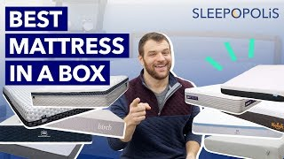 Best Mattress in a Box (2020) - Which Bed is Best for You!