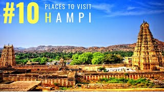 Historical Places in Hampi | Top Tourist Places in Hampi | Tourism | #022