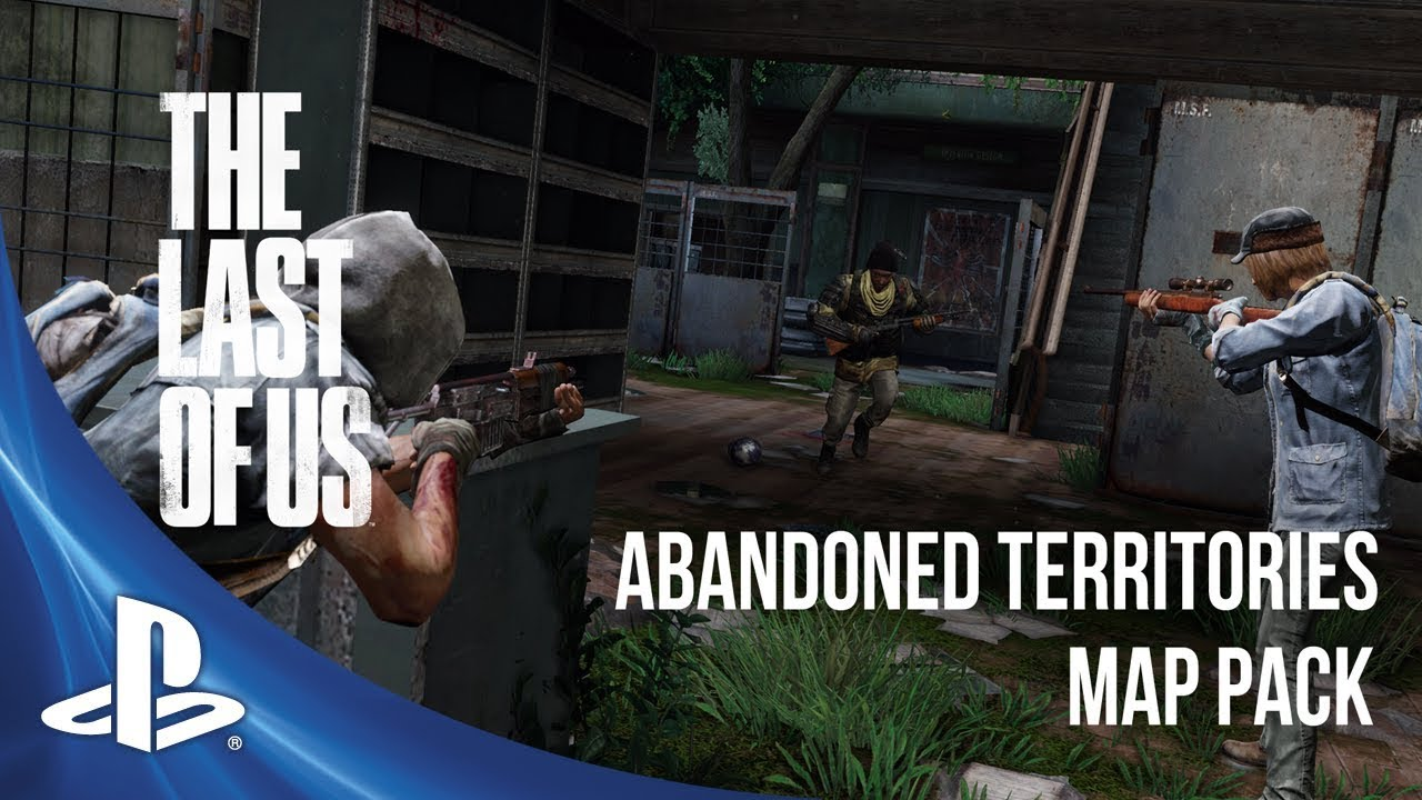 The Last of Us Abandoned Territories Map Pack Trailer YouTube