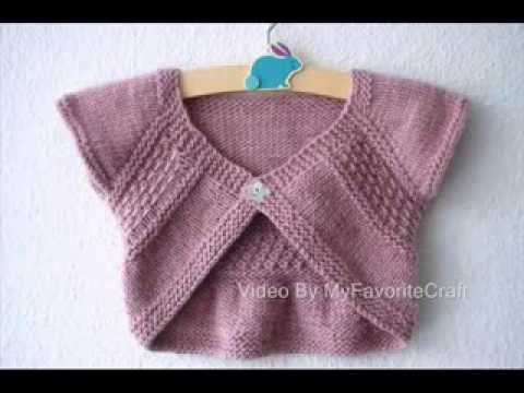 Entrechat Pattern Knit Sweater Pattern Presentation Youtube