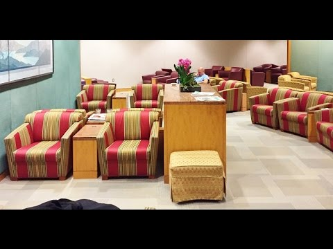 Club America Lounge Miami Airport Review