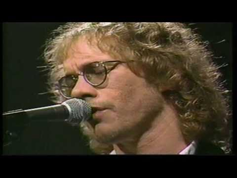 Warren Zevon - Trouble & Lawyers, Guns and Money  -  David Letterman Show, 1988