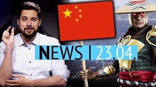 China: Blut und Leichen in Spielen verboten - News