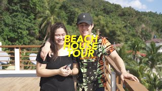 OUR DREAM BEACH HOUSE TOUR l The Gil Side