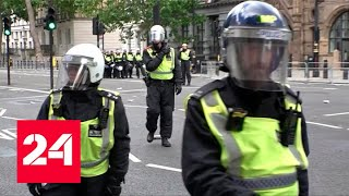 Всплеск преступлений с холодным оружием. Британия с Александром Хабаровым – Россия 24