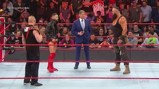 NoDQ Live: 1/21/19 WWE RAW full review, highlights, reactions