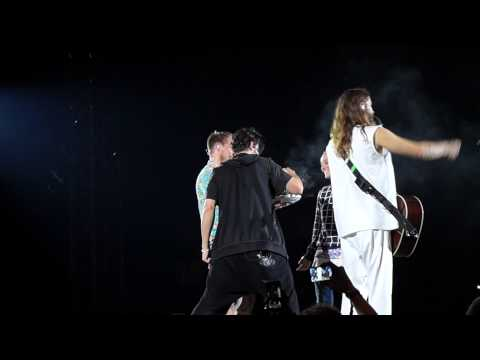 30 SECONDS TO MARS -Acoustic-  Prague, Czech Republic, Tipsport Arena - 30.06.2014
