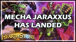 MECHA JARAXXUS HAS LANDED - Boomsday / Hearthstone