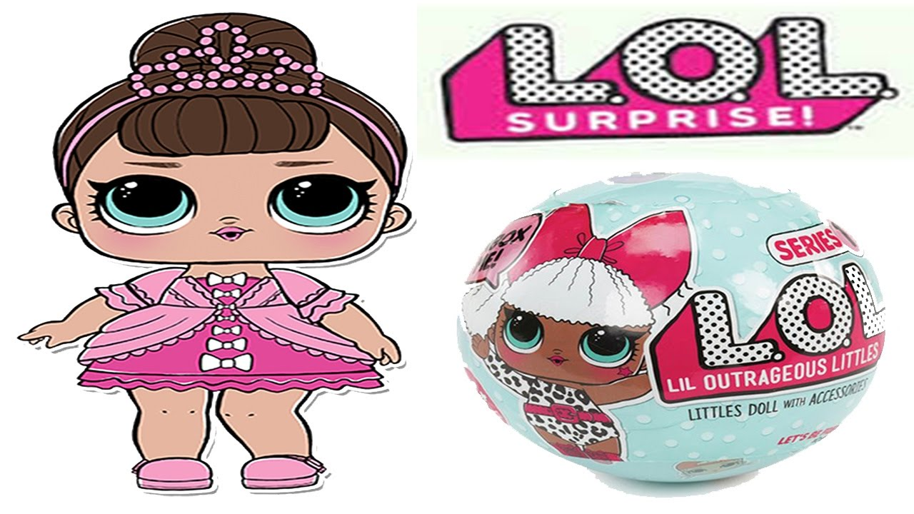 Lol Suprise Doll Fancy Pink Princess New Toy Alert Youtube
