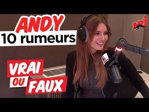ANDY Partie 1 - Guillaume Radio sur NRJ