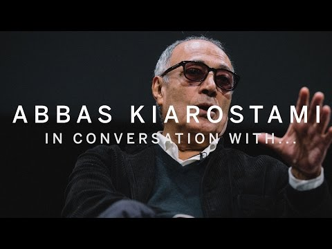 ABBAS KIAROSTAMI In Conversation With...  TIFF Bell Lightbox 2016