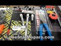 Back in the Shop! Labor Day Tool Haul from Summit Racing