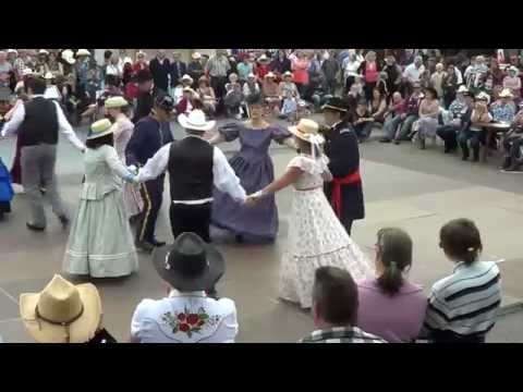 Northwest Old Time Dancers Rires Et Delires Youtube