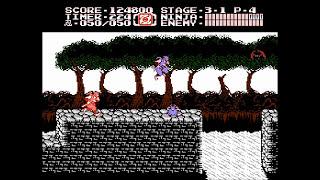 Ninja Gaiden II: The Dark Sword of Chaos [019] NES Longplay/Walkthrough/Playthrough (FULL GAME)