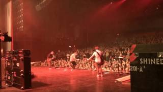 Shinedown - Reno various clips