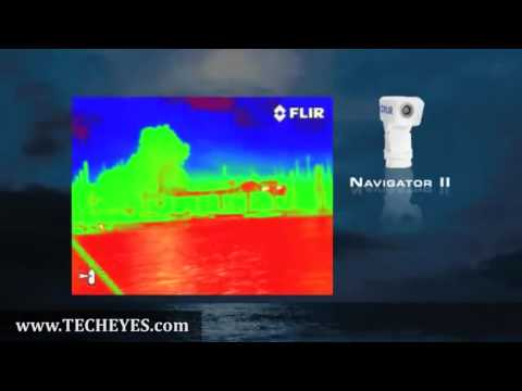 Commercial Maritime Thermal Imaging Video-Review by www.TECHEYES.com