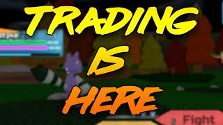 YO TRADING IS HERE | Loomian Legacy| Roblox | DUSKIT & GLEAMING GIVEAWAYS!