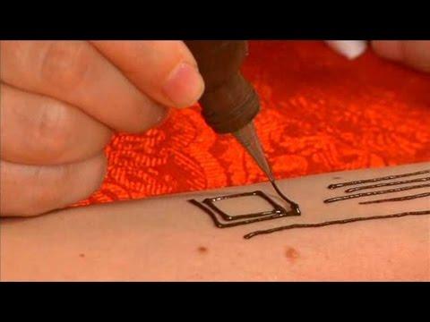 How To Draw Popular Designs Henna Mehndi Art Youtube