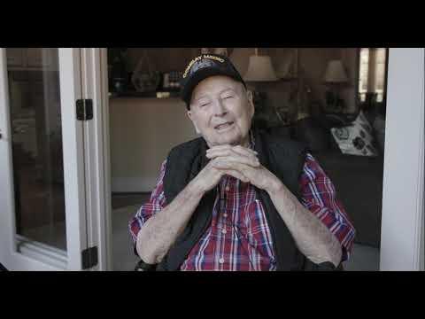 Herman Billnitzer: 1st Marine Division Guadalcanal