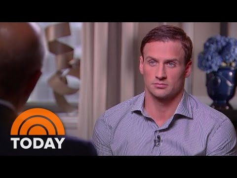 Ryan Lochte: 'My Immature, Intoxicated Behavior Tarnished' A 'Great' Games (Full Interview) | TODAY