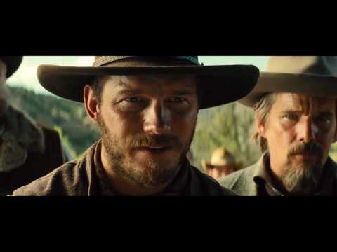 The Magnificent Seven (2016) - Funniest Moments