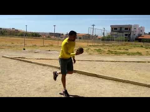 Atletismo - Lançamento de bola