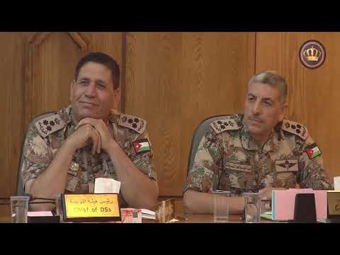 English News at Ten on Jordan Television 19-09-2018