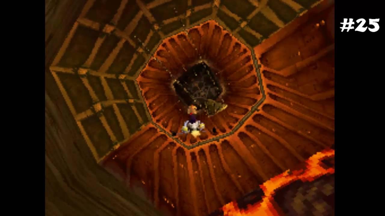 Rayman DS part 25 | Razorbeard! Final Boss Battle